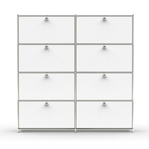 Highboard T24 inox mit Klappen